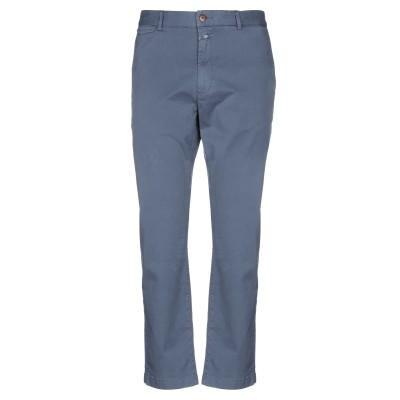 クローズド CLOSED パンツ ブルーグレー 36 コットン 97% / ポリウレタン 3% パンツ