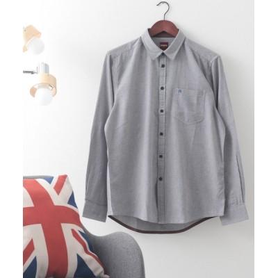 シャツ ブラウス ドッグトゥースシャツ