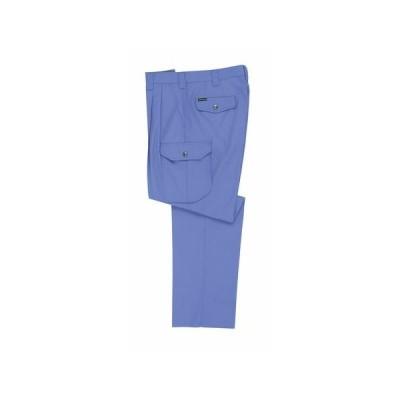 4930269172094 BEE MAX BM533 ツータツクカーゴパンツ 色:ライトブルー サイズ:76cm