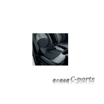 トヨタ ハリアー【MXUA80 MXUA85 AXUH80 AXUH85】 ランバーサポートクッション(汎用)(運転席用)【ブラック】[08220-00090]
