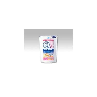 メンソレータムAD薬用入浴液 フローラルの香り 詰替 600ml