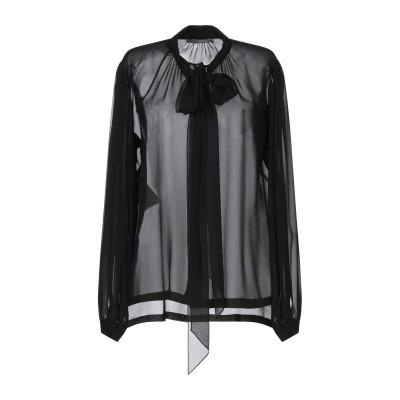 アルベルタ フェレッティ ALBERTA FERRETTI シャツ ブラック 40 シルク 100% シャツ