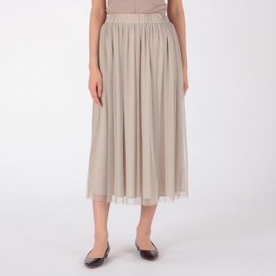 Tiara(ティアラ)/チュールギャザースカート