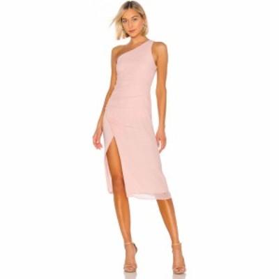 エヌビーディー NBD レディース ワンピース ミドル丈 ワンピース・ドレス Romina Midi Dress Blush Nude