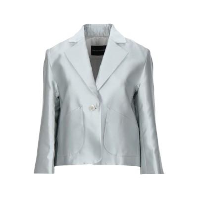 エンポリオ アルマーニ EMPORIO ARMANI テーラードジャケット ライトグリーン 40 ポリエステル 80% / シルク 20% テーラー