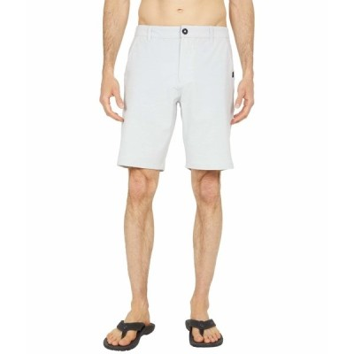 リップカール ハーフ&ショーツ ボトムス メンズ Jackson Boardwalk Cool Grey