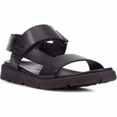 ジェオックス GEOX メンズ サンダル シューズ・靴 Xand 2S Sandal Black