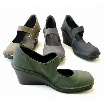 パンプス レディースシューズ レディースファッション 靴 厚底ウェッジ サイドオープン 甲ベルトシューズ 甲を斜めに流れるライン 美脚効果アップ 厚底タイプ