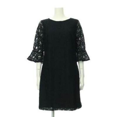 コステス COSTES ドレス サイズL レディース 新品同様 ブラック系 カクテルドレス【還元祭対象】【中古】20200208