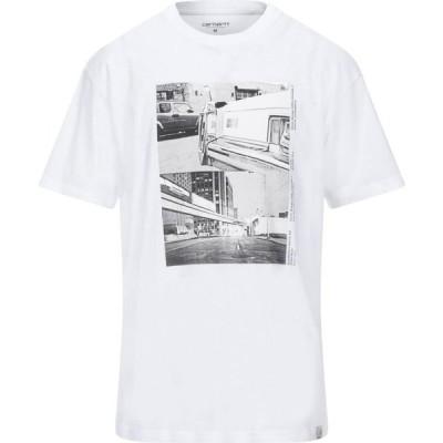 カーハート CARHARTT メンズ Tシャツ トップス T-Shirt White