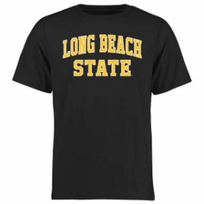 Fanatics Branded ファナティクス ブランド スポーツ用品  Long Beach State 49ers Black Everyday T-Shirt