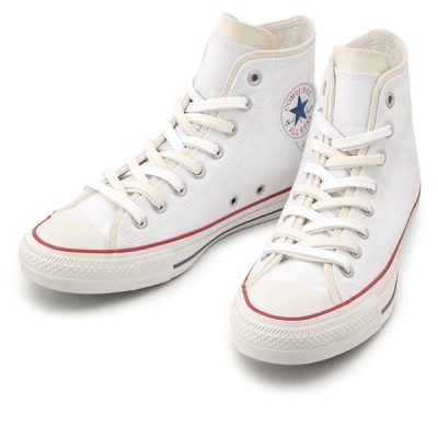 CONVERSE ALL STAR 100 DOUBLEPARTS HI コンバース オールスター 100 ダブルパーツ ハイ WHITE 31302620 1SC411
