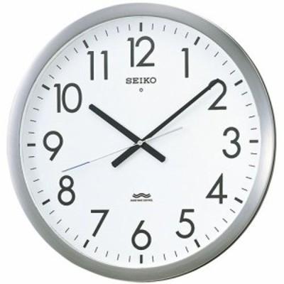 掛け時計 セイコー 大型 壁掛け時計 SEIKO電波時計 KS266S