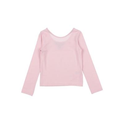 ラルフローレン RALPH LAUREN T シャツ ピンク 5 レーヨン 94% / ポリウレタン 6% T シャツ
