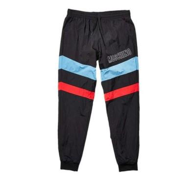 モスキーノ メンズ 服 パンツ Stripe Detail Track Pants