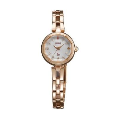 オリエントORIENT 腕時計 io イオ スイートジュエリー ソーラー マスコミモデル WI0201WD レディース