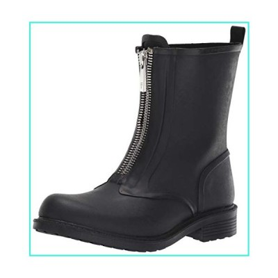 【新品】Frye Women's Storm Zip RAIN Bootie Boot, Black, 8 M US(並行輸入品)