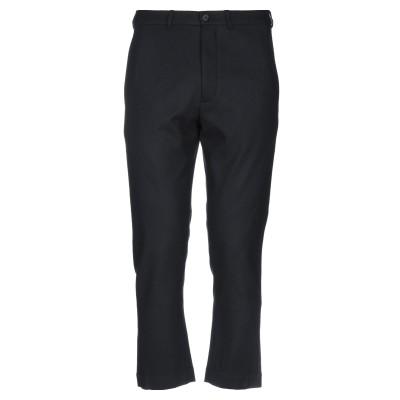 アン ドゥムルメステール ANN DEMEULEMEESTER パンツ ブラック S ウール 80% / ナイロン 20% パンツ