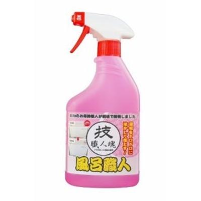 クレア 技職人魂シリーズ風呂職人 500ml