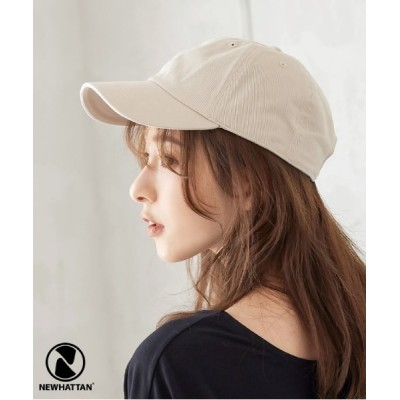 kobelettuce / [ Newhattan ] ニューハッタンキャップ WOMEN 帽子 > キャップ