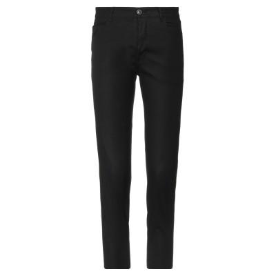 リック オウエンス RICK OWENS パンツ ブラック 48 コットン 97% / ポリウレタン 3% パンツ