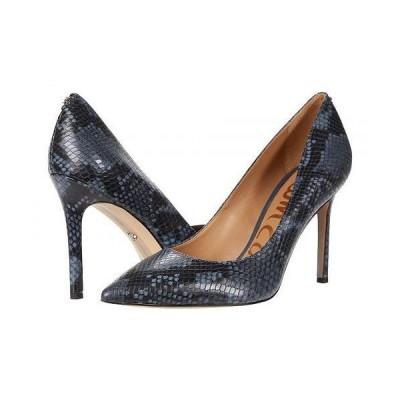 Sam Edelman サムエデルマン レディース 女性用 シューズ 靴 ヒール Hazel - Dark Blue