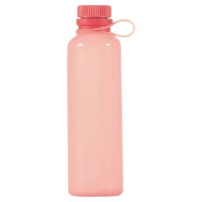 viv (ヴィヴ) 水筒 シリコン ボトル 700ml ピンク  59991