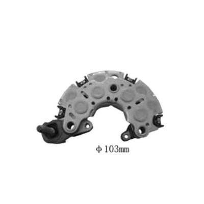 AL オルタネーター ジェネレーター 整流器 ブリッジ 適用: NR729P 021580-3640 025180-4660 025180-4840 RN-01 31-8208 31-8208-1 135417 1ピース AL-JJ-1548