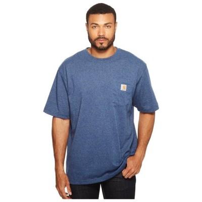 カーハート メンズ シャツ トップス Workwear Pocket S/S Tee K87