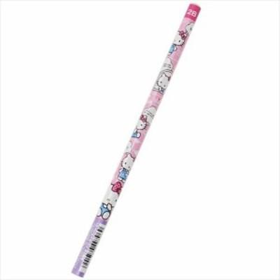 ハローキティ 鉛筆 パール丸軸えんぴつ2B 5007194 サンリオ キャラクターグッズ通販 メール便可