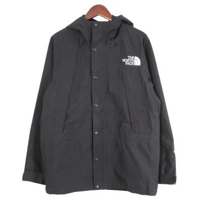 【1月18日値下】THE NORTH FACE MOUNTAIN LIGHT JACKET GORE-TEXジャケット ブラック サイズ:S (吉祥寺