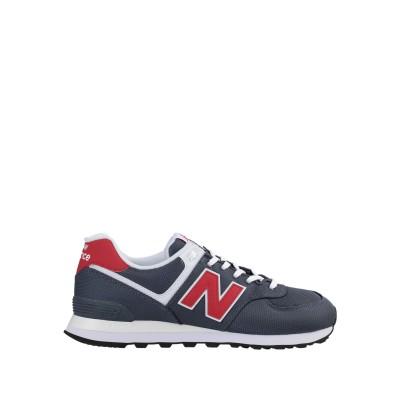 ニュー・バランス NEW BALANCE スニーカー&テニスシューズ(ローカット) ブルーグレー 8 紡績繊維 / 合成繊維 スニーカー&テニスシュ