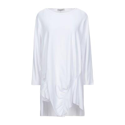 PEPEROSA T シャツ ホワイト 42 コットン 97% / ポリウレタン 3% T シャツ