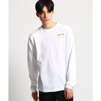 OPAQUE.CLIP / オペーク ドット クリップ new balance ロングスリーブTシャツ