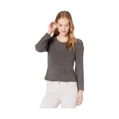 BB Dakota ビービーダコタ レディース 女性用 ファッション セーター Chenille The Deal Sweater - Thunderstorm
