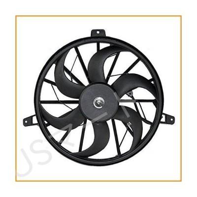 ラジエーター冷却ファンブレード モーター交換用 ジープ グランドチェロキー リバティ SUV 52079528AB