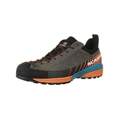 SCARPA Men's Mescalito Walking Shoe, Titanium/Tonic, 40 Regular EU (US M 7-