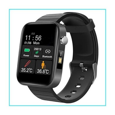 Health Sports Smart Watch Heart Rate Blood Pressure Oxygen Monitor Activity Tracker Bluetooth Call Reminder Fitness Tracker【並行輸入