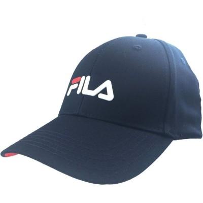 フィラ Fila メンズ キャップ スナップバック 帽子 Heritage Snapback Hat Peacoat