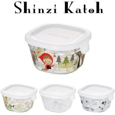 シンジカトウ iwaki イワキ パック&レンジ 200ml 作り置き 耐熱ガラス 保存容器 公式 レンジ オーブン レンジ調理 収納 常備菜 白 ホワイト