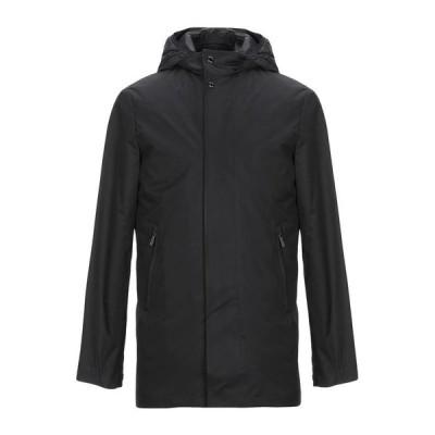 MOORER コート ファッション  メンズファッション  コート、アウター  その他コート ブラック