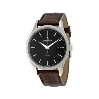腕時計 エテルナ Eterna Artena ステンレス スチール メンズ 腕時計 2520.41.41.1259