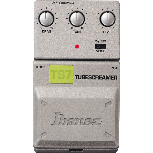 Ibanez TS7 Tubescreamer 電吉他 迷你效果器 公司貨 【宛伶樂器】