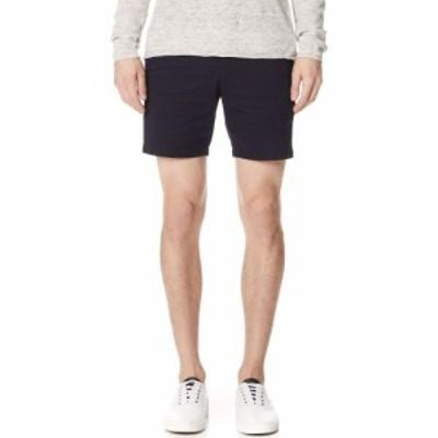 クラブ モナコ Club Monaco メンズ ショートパンツ ボトムス・パンツ Baxter Shorts Navy