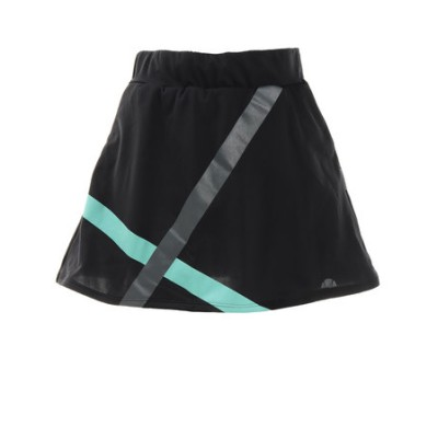 エレッセ(ELLESSE)テニスウェア レディース コートラインスカート EW221352 K