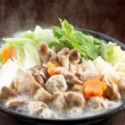 博多の味本舗 博多水炊きと辛子明太子(6仕切り)1kgセット(小竹町)
