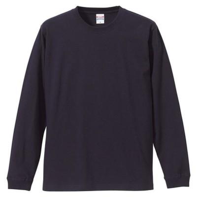 5.6オンス ロングスリーブTシャツ(1.6インチリブ)  UnitedAthle ユナイテッドアスレ カジュアルナガソデTシャツ (501101C-86)