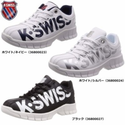 ケースイス K-SWISS KSL 02BL BIGLOGO メンズ レディース スニーカー K・SWISS [1KS006/1KS007]