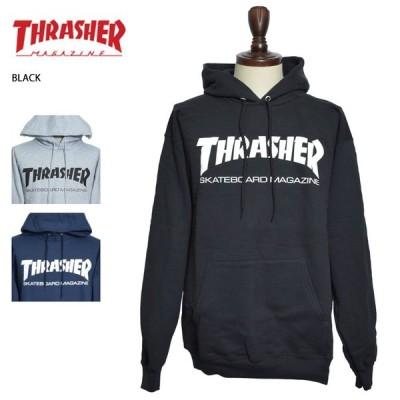 THRASHER スラッシャー SKATE MAG HOOD パーカー フーディー トレーナー プルオーバー メンズ スウェット 長袖