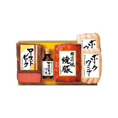 お中元 夏ギフト ローストビーフ 焼豚 ウインナー 丸大食品 割引 GM-50(016)「受付期間〜8/10」※代引き不可(メーカー直送)